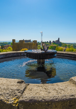 Tuscania (Italy) - A gorgeous Etruscan and medieval town in the province of Viterbo, Tuscia, Lazio region. Its a tourist attraction for the many churches and the lovely historic center.