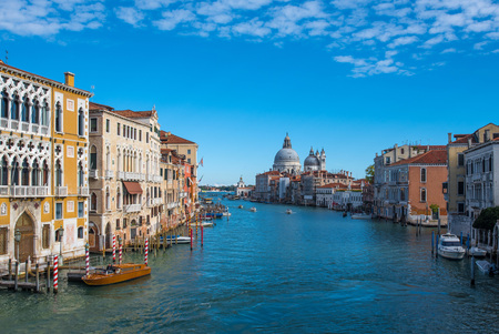 Venice (Italy) - The city on the sea. A tour to discover the most characteristic places of the famous seaside city, a major tourist attraction in the world. Editorial