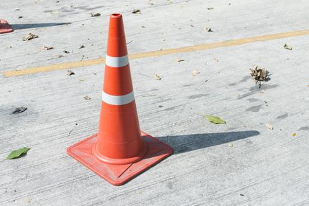barrier: cone barrier