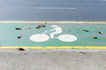 lane: bike lane