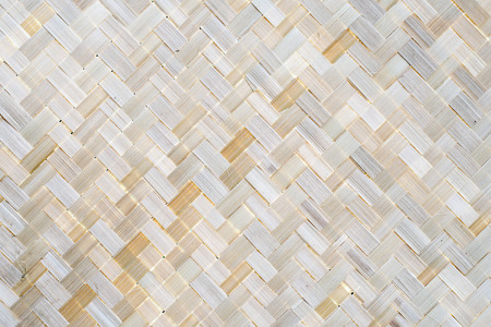 weaving: bamboo weaving