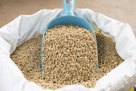animal feed and lable