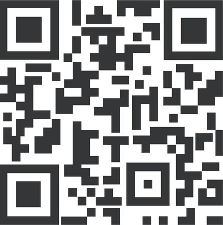 QR code Stock Vector - 10767240