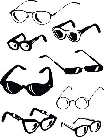 fashion bril: Het verzamelen van Bril