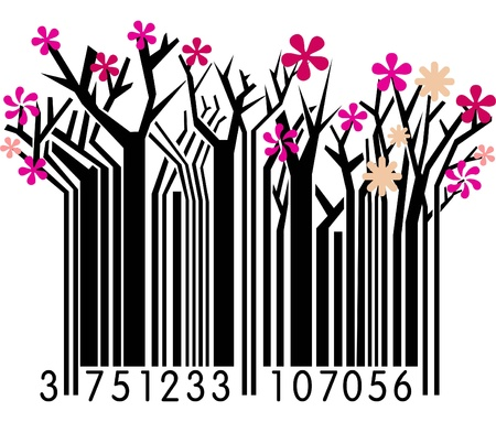 barcode scanner: Spring Barcode