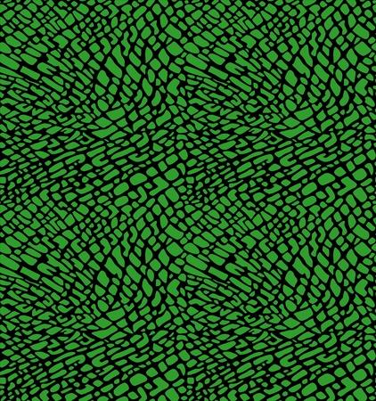 couleur de peau: Crocodile texture de la peau-seamless