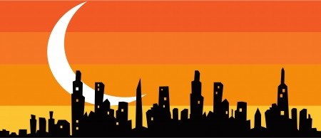scapes: Cityscape background