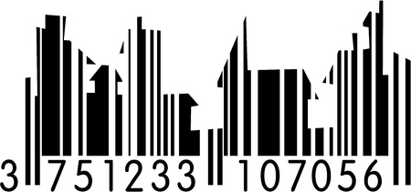 Barcode Stock Vector - 17801576