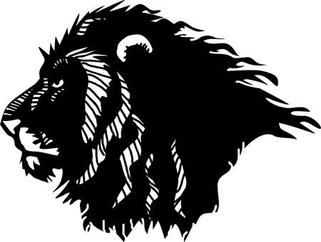 ferocious: Lion Head