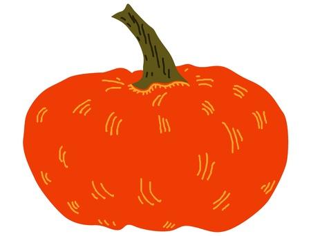 Pumpkin Stock Vector - 19443453