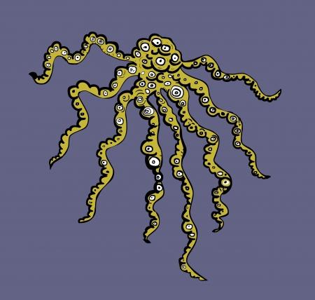 Octopus Stock Vector - 21006457