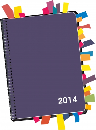 terminplaner: Personal Organizer 2014