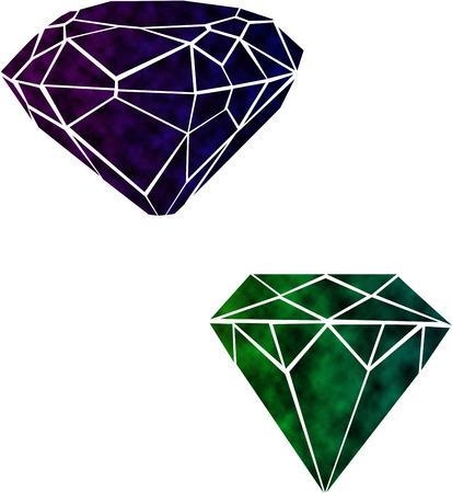emerald gemstone: Gemstones  Stock Photo