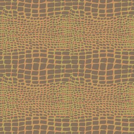 爬虫類皮膚シームレスなパターン