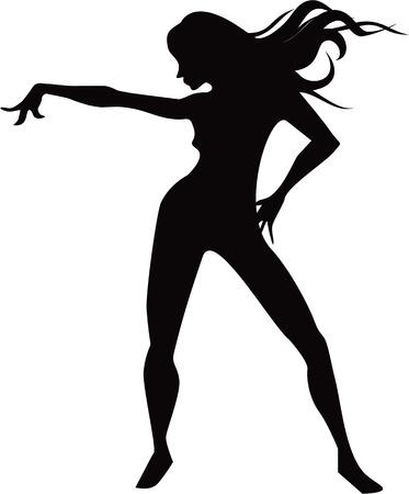 춤추는 소녀