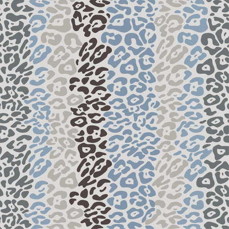 Animal print seamless pattern photo