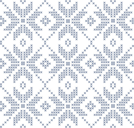 fair isle: Seamless nordic pattern
