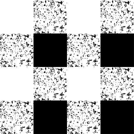 Gingham seamless pattern Illustration