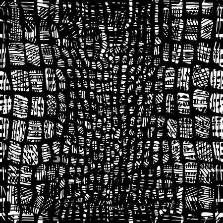Seamless pattern reptile skin