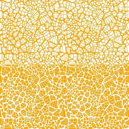 Seamless giraffe skin pattern