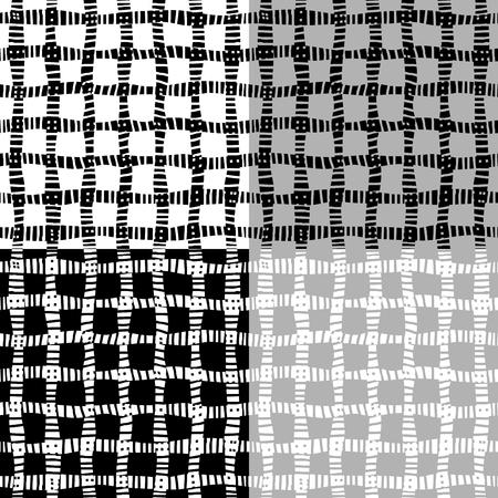 Nahtlose Tartan-Muster