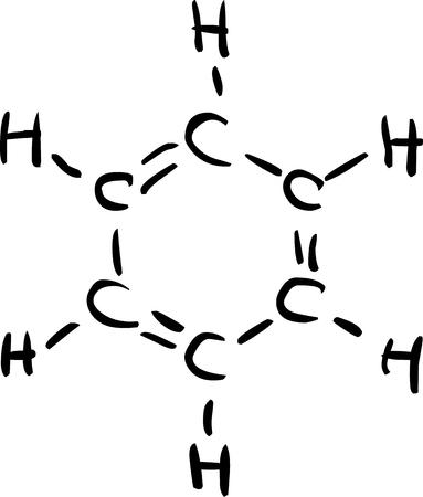 Formule de chimie Vecteurs