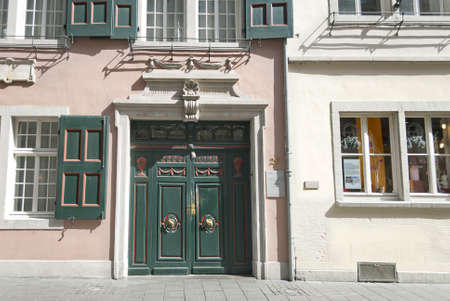 westfalen: Beethoven House  German Beethoven-Haus  in Bonn, Germany, Beethoven Stock Photo