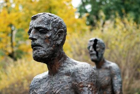 czechoslovakia: Memorial monument victims of communism in Prague