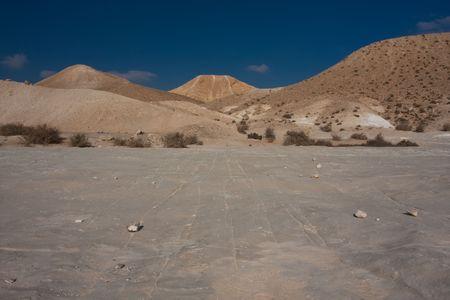 negev: Desert landscape, Negev, Israel