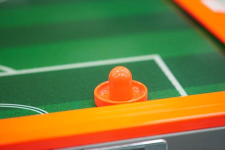 Bumper for Air flow hockey game in game arcade