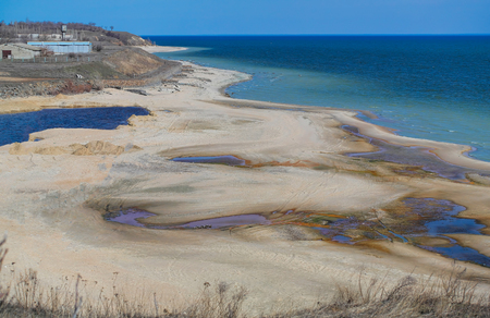 Tsimlyansk 海の海岸