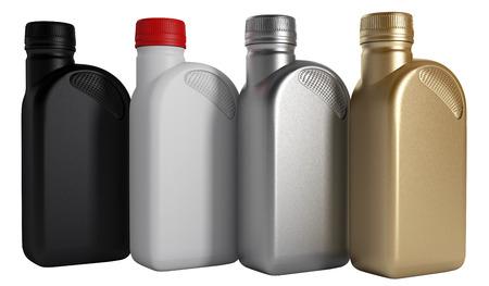 botle: motor oil bottle