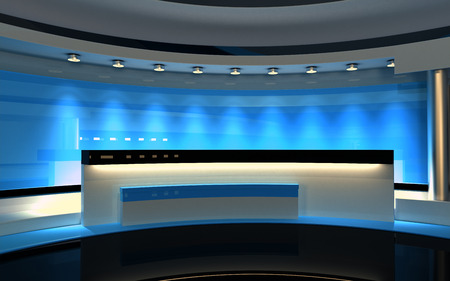 digital television: Blue Studio