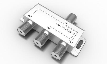 splitter: antenna splitter