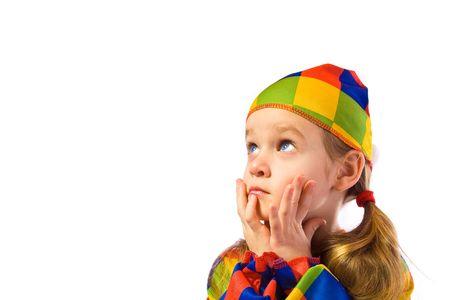 bobo: Dreamy cinco - a�o girlie dentro de disfrazar enga�ar