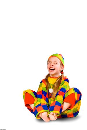 fool: Dreamy five - year girlie inside of disguise fool