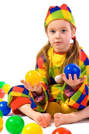 ingannare: Cinque - anno girlie all'interno di mascherare ingannare  Archivio Fotografico