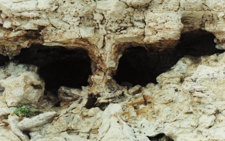 grotto, Big Atlesh, Tarhankut Imagens