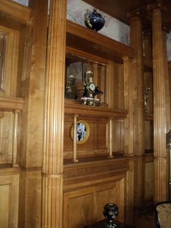 reigning: cabinet reigning, Livadiyskiy palace, Yalta