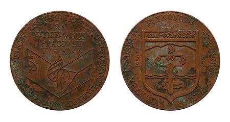 memorable: memorable medal for openings, labour and studies