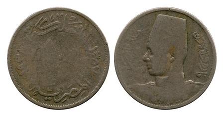 shah: ten milliem, Egypt, shah Faruh, 1938