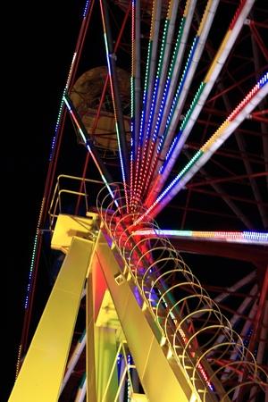 atrakcion panoramic wheel of review Фото со стока