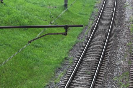 railway transportation: Railway, high-speed ground transportation