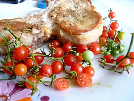 more mature: Nano - tomatoes