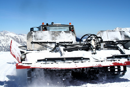 conquest: snowplow
