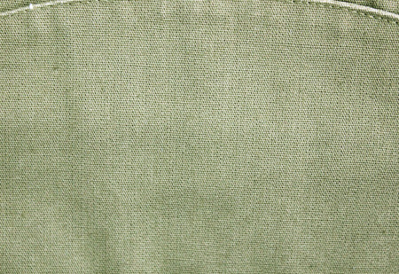 garrison cap fabric from a uniform of the soldier of Red (Soviet) army Stock Photo