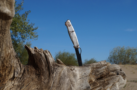 carbonaceous: Folding multipurpose knife with various types of edges