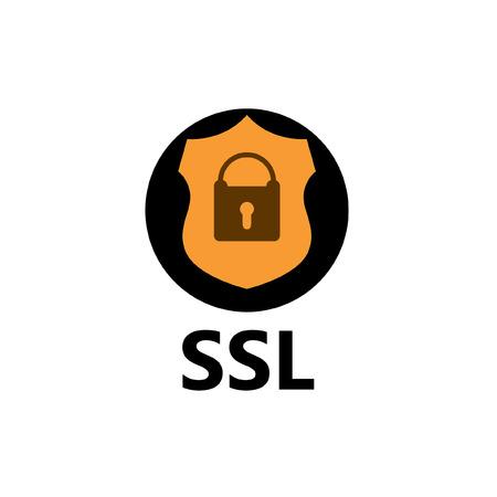 ssl: technologic icon - SSL yellow