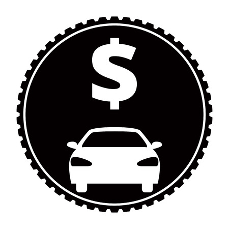 sell car: Car service - repair, sell, buy icon