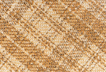 Cloth.Checkered fabric.Fabric texture for background and decoration of artwork.A crumpled piece of cloth Standard-Bild